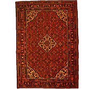 Link to 4' 9 x 6' 10 Hossainabad Persian Rug