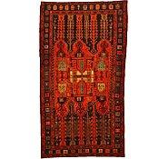 Link to 5' 1 x 9' 3 Hamedan Persian Rug