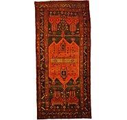 Link to 4' 10 x 10' 9 Hamedan Persian Runner Rug