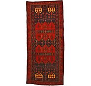 Link to 4' 10 x 11' 2 Koliaei Persian Runner Rug