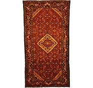 Link to 5' 5 x 10' 2 Hossainabad Persian Rug