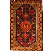 Link to 3' 11 x 6' 2 Shiraz Persian Rug