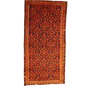 Link to 4' 7 x 9' 5 Hossainabad Persian Rug