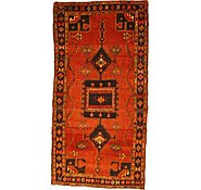 Link to 4' 4 x 8' 5 Hamedan Persian Rug