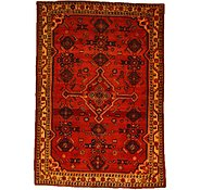 Link to 4' 11 x 6' 11 Khamseh Persian Rug