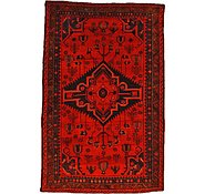 Link to 4' 9 x 7' 7 Hamedan Persian Rug