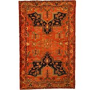 Link to 4' 5 x 7' 1 Khamseh Persian Rug