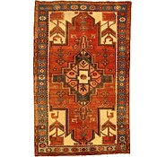 Link to 3' 11 x 6' 6 Khamseh Persian Rug