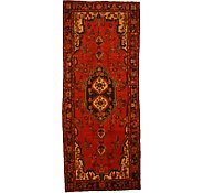 Link to 4' 3 x 10' 7 Hamedan Persian Runner Rug