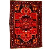 Link to 4' 9 x 7' 1 Hamedan Persian Rug