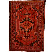 Link to 4' 9 x 6' 11 Hamedan Persian Rug