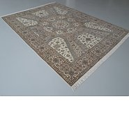 Link to 8' 2 x 11' 7 Nain Persian Rug