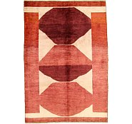Link to 5' 10 x 8' 6 Abstract Modern Ziegler Oriental Rug