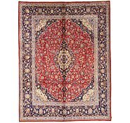 Link to 9' 11 x 12' 9 Kashan Persian Rug