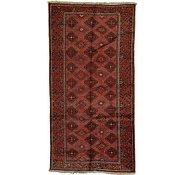 Link to 4' 11 x 9' 7 Torkaman Persian Rug
