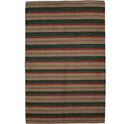Link to 6' 6 x 9' 11 Reproduction Gabbeh Rug