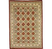 Link to 9' 1 x 13' Peshawar Ziegler Oriental Rug