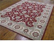 Link to 7' 6 x 9' 9 Peshawar Ziegler Oriental Rug