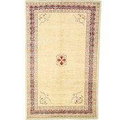 Link to 6' 2 x 9' 9 Floral Modern Ziegler Oriental Rug
