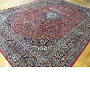 Link to 9' 7 x 13' 3 Mashad Persian Rug