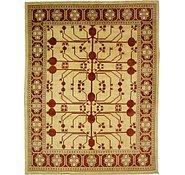 Link to 8' 3 x 10' 6 Peshawar Ziegler Oriental Rug