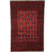 Link to 6' 2 x 9' 3 Afghan Oriental Rug