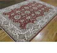 Link to 5' 7 x 8' 3 Peshawar Ziegler Oriental Rug