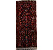 Link to 4' x 13' 6 Hossainabad Persian Runner Rug