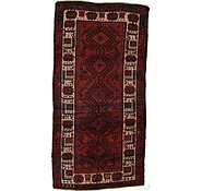 Link to 4' 9 x 9' 5 Shiraz Persian Rug