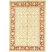 Link to 5' 6 x 7' 9 Peshawar Ziegler Oriental Rug