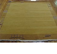 Link to 6' 1 x 6' 2 Indo Tibet Square Rug