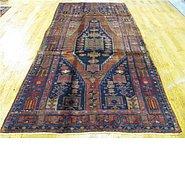 Link to 4' 9 x 10' 9 Shiraz Persian Runner Rug