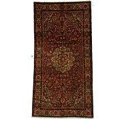 Link to 5' 1 x 10' Hamedan Persian Rug