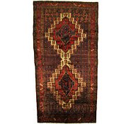 Link to 4' 11 x 9' 6 Hamedan Persian Rug