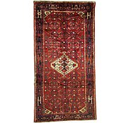 Link to 4' 10 x 9' 6 Hossainabad Persian Rug