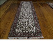 Link to 2' 8 x 9' 10 Kashan Runner Rug