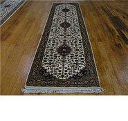 Link to 2' 7 x 10' 1 Kashan Runner Rug