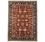 Link to 6' 10 x 9' 6 Peshawar Ziegler Oriental Rug
