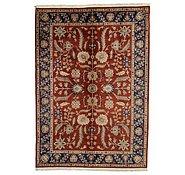 Link to 6' 10 x 9' 8 Peshawar Ziegler Oriental Rug