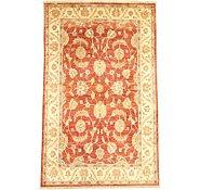 Link to 5' 6 x 8' 9 Peshawar Ziegler Oriental Rug
