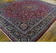 Link to 10' 1 x 12' 8 Mashad Persian Rug