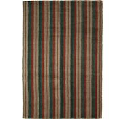 Link to 6' 8 x 9' 10 Reproduction Gabbeh Rug
