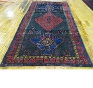 Link to 4' 10 x 10' 7 Koliaei Persian Runner Rug