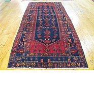 Link to 3' 10 x 9' 9 Zanjan Persian Runner Rug