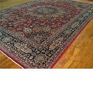 Link to 9' 4 x 12' 11 Mashad Persian Rug