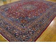 Link to 9' 7 x 12' 9 Mashad Persian Rug