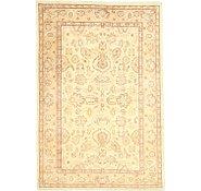 Link to 5' 8 x 8' 4 Peshawar Ziegler Oriental Rug