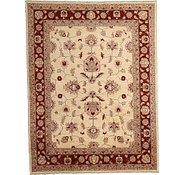 Link to 6' 8 x 8' 8 Peshawar Ziegler Oriental Rug