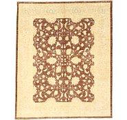 Link to 8' 1 x 9' 10 Peshawar Ziegler Oriental Rug