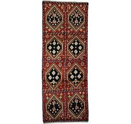 Link to 3' 10 x 9' 9 Shiraz Persian Runner Rug